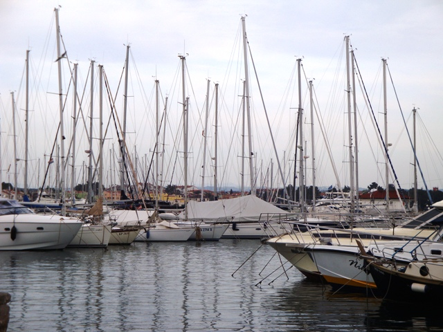 Morze i jachty – druga strona Umagu