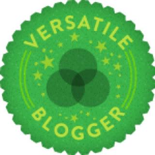 Versatile Blogger Award !