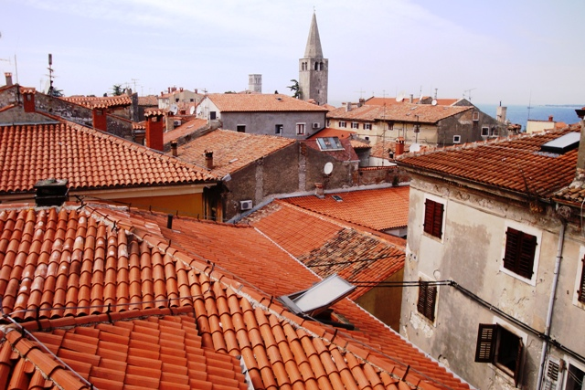 Poreč – miasto czerwonych dachów