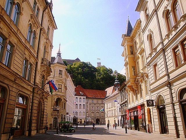 Lublana da się lubić
