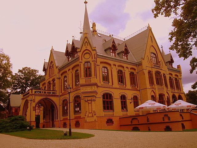 Piękno Polski – Pałac Większyce
