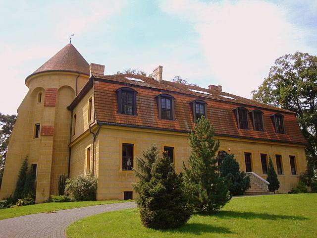 Z cyklu Piękno Polski – Zamek w Dobrej