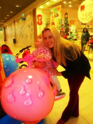 Mini zakupy z córką