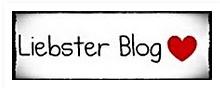Potrójna nominacja Liebster Blog :)