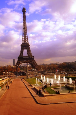 Walentynki w Paryżu