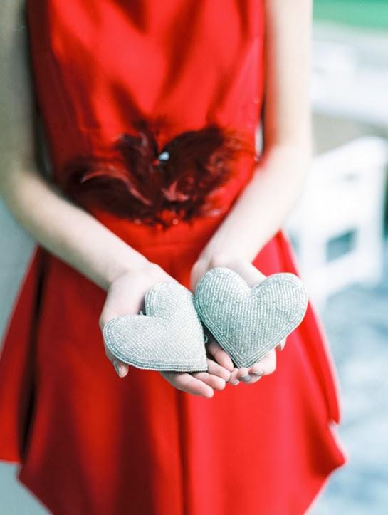 Walentynkowe inspiracje
