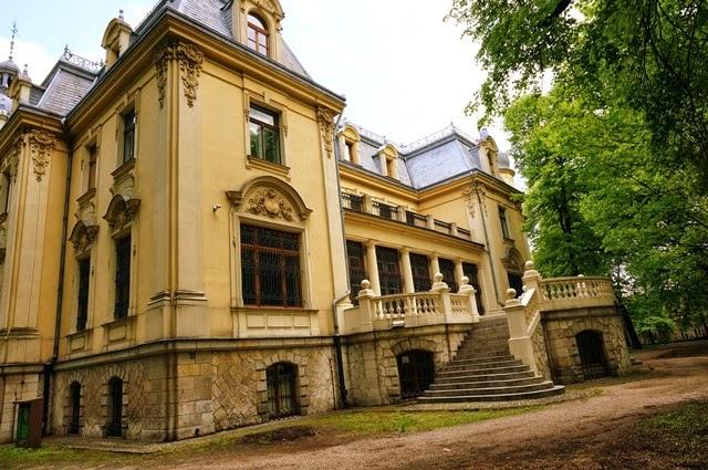 Z cyklu Piękno Polski – Pałac Schöna