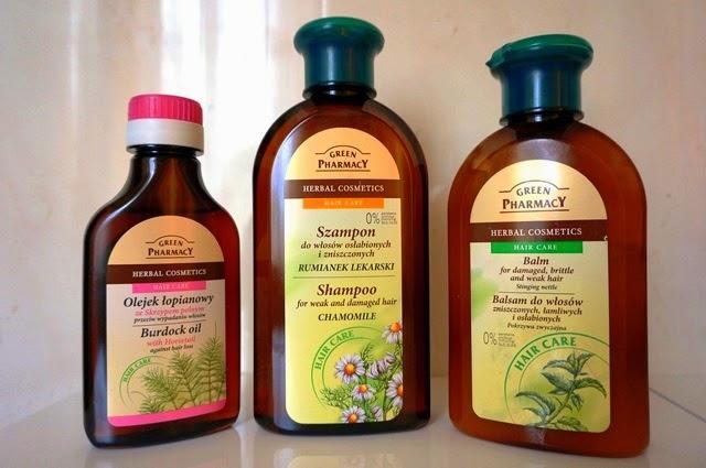 Green Pharmacy – zdrowe włosy, nie dla każdego