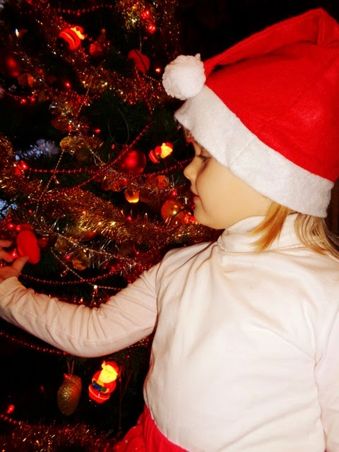 Święta w czerwieni i złocie