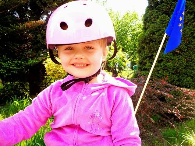 Wyprawy rowerowe z dzieckiem