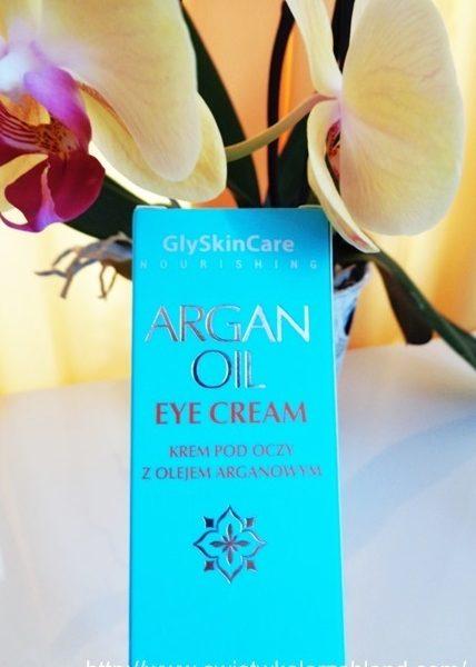 Arganowy krem pod oczy GlySkinCare