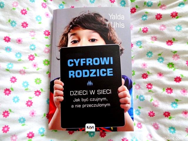 """"""" Cyfrowi rodzice """" – recenzja książki"""