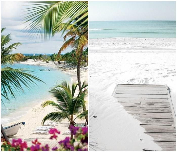 Lato, lato wszędzie morze plaża