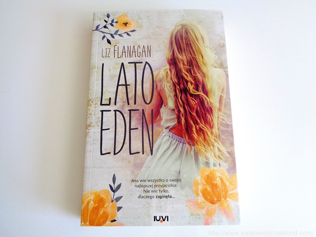 """Lato Eden"" Liz Flanagan – recenzja"
