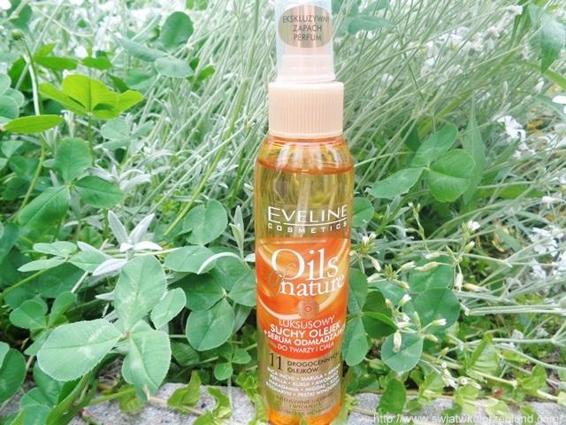 Luksusowy olejek z serum odmładzającym – opinia