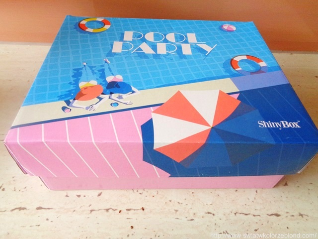 ShinyBox Pool Party lipiec 2017