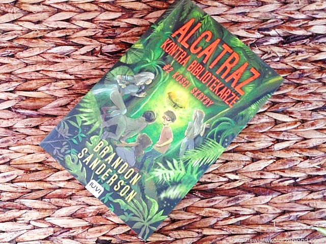 """""""Alcatraz kontra Bibliotekarze. #2 Kości Skryby"""" – recenzja"""