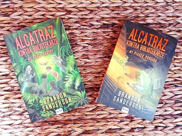 Alcatraz kontra Bibliotekarze Piasek Raszida opinia