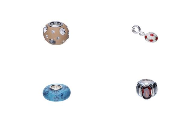 Koraliki modułowe modna biżuteria