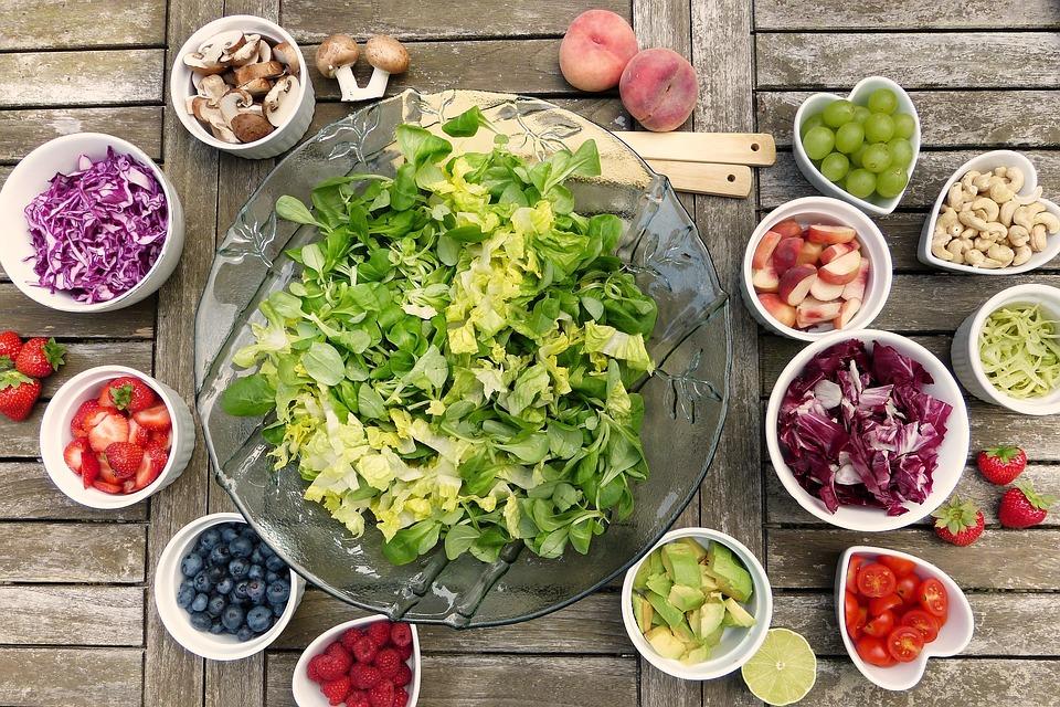 zdrowa dieta skuteczne odchudzanie