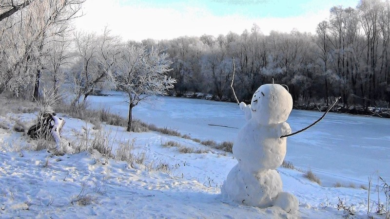 Śniegowy Pan – Bałwan