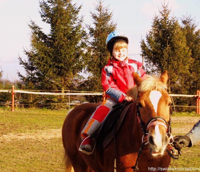 Jazda konna dla dzieci