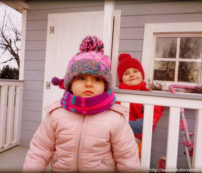 Zimowy plac zabaw