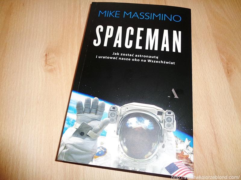 Spaceman książka recenzja blog