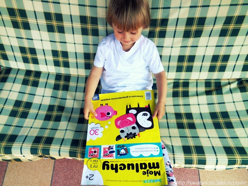 Moje maluchy magazyn dla przedszkolaków