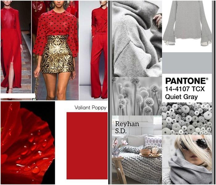 modne kolory na jesień 2018 czerwień