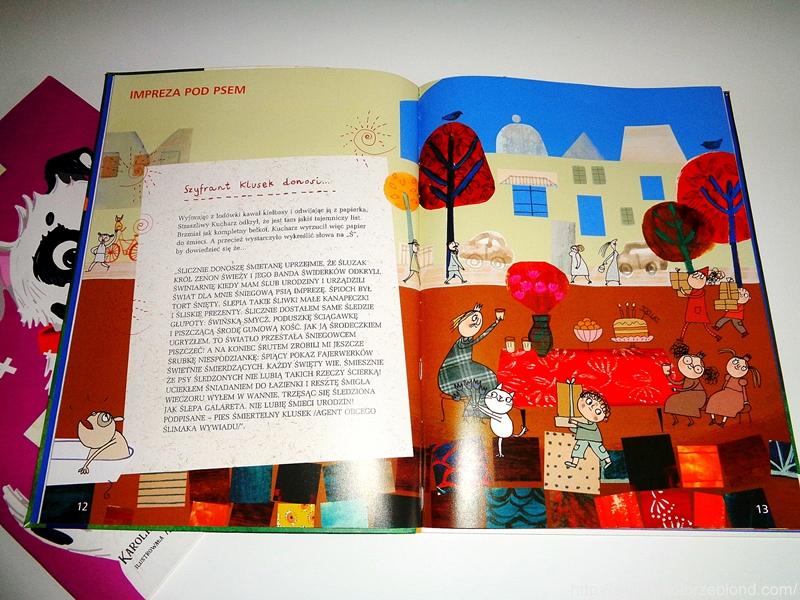Książkogry kopniete królestwo zabawy z matematyką i językiem polskim
