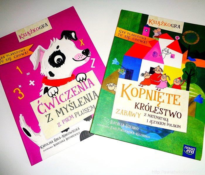 Książkogry dla najmłodszych