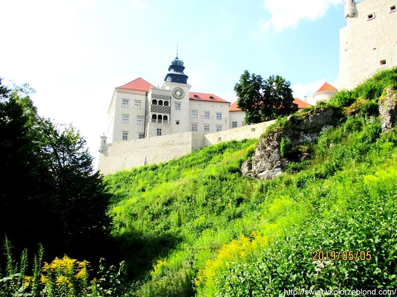 Zamek w Pieskowej Skale wakacje