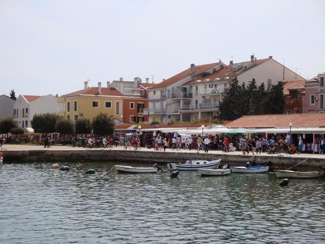 Na chorwackim wybrzeżu – Umag