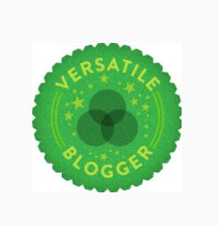 Wyróżnienie Versatile Blogger