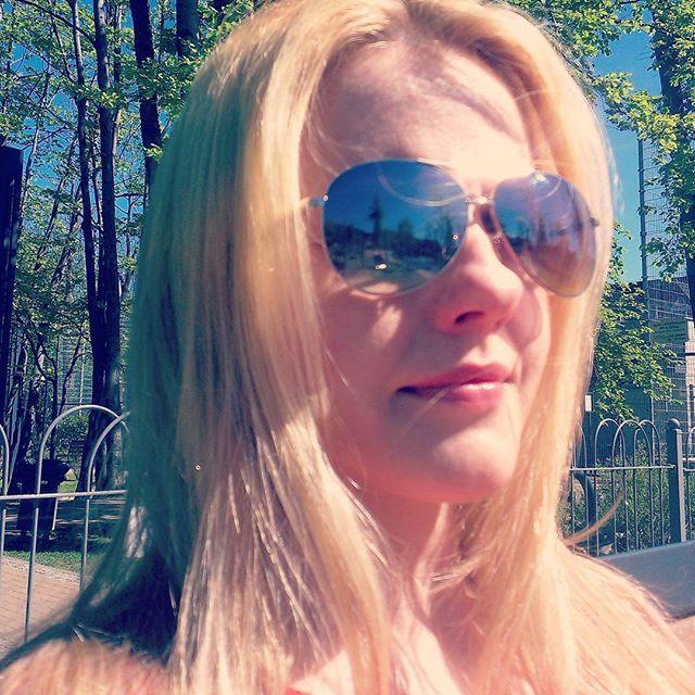 """""""Świat w kolorze blond"""" na Instagramie"""