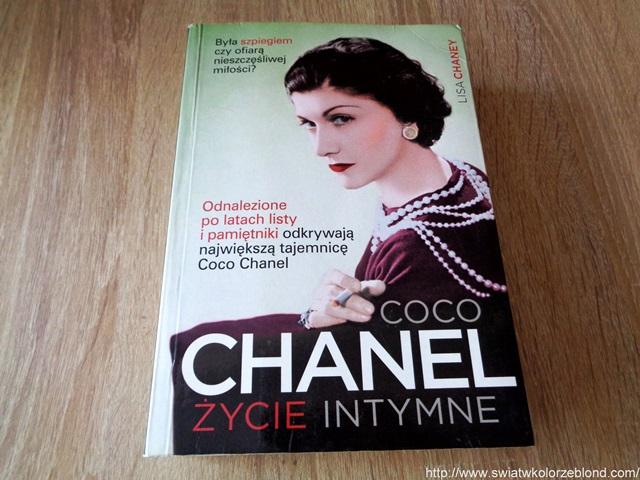życie intymne coco chanel książka biografia