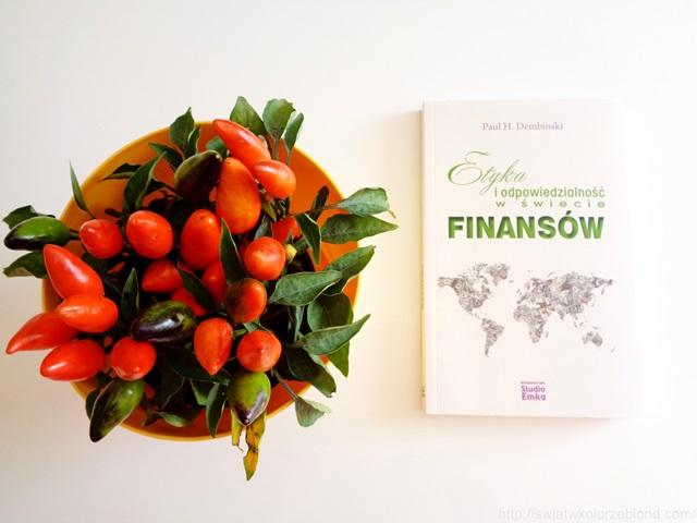 """"""" Etyka i odpowiedzialność w świecie finansów """" – recenzja"""