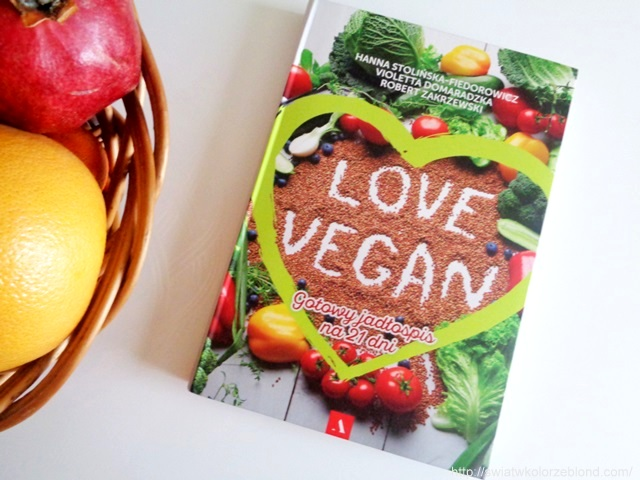 Love Vegan dieta wegańska
