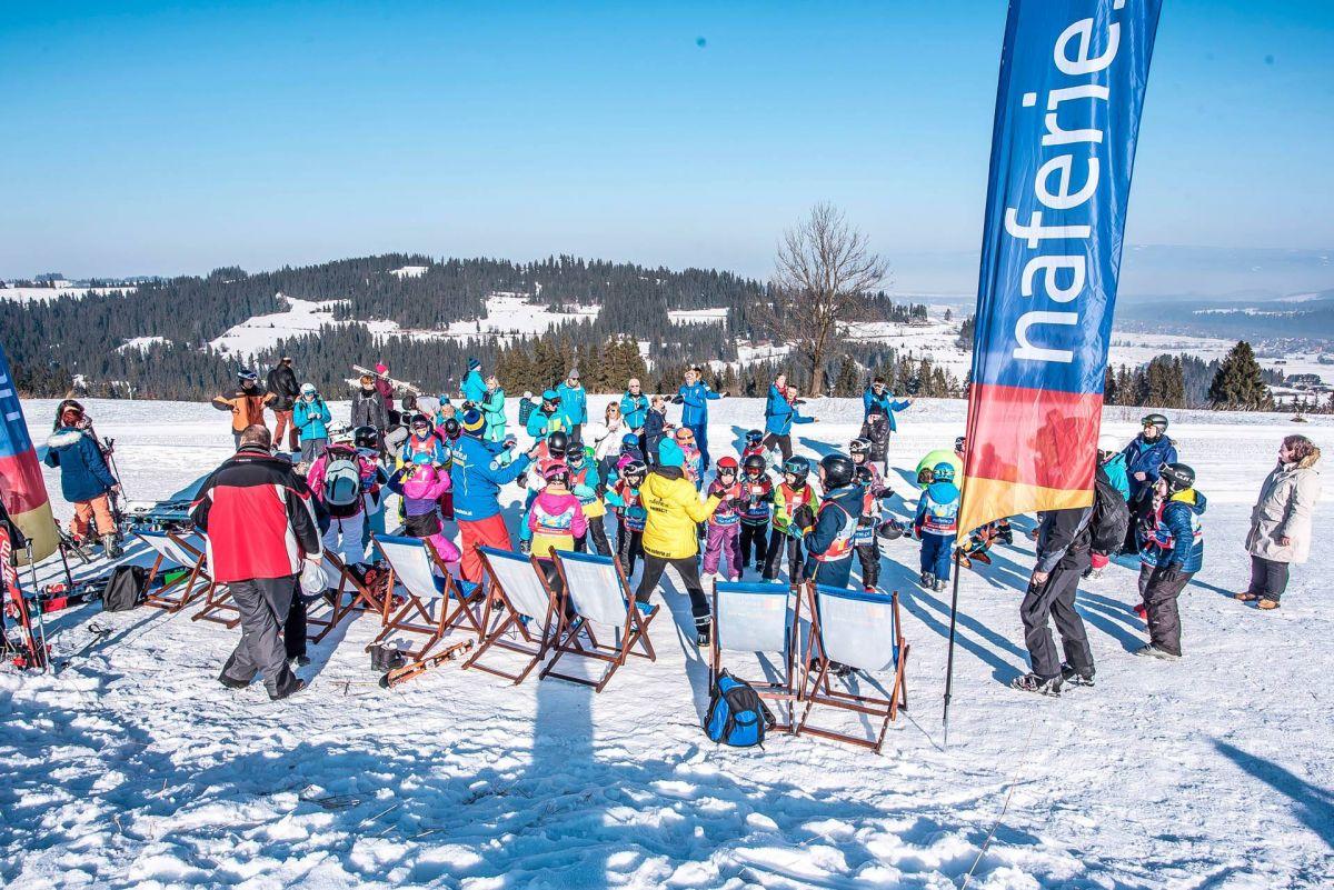ferie zimowe wyjazdy dla dzieci 2018