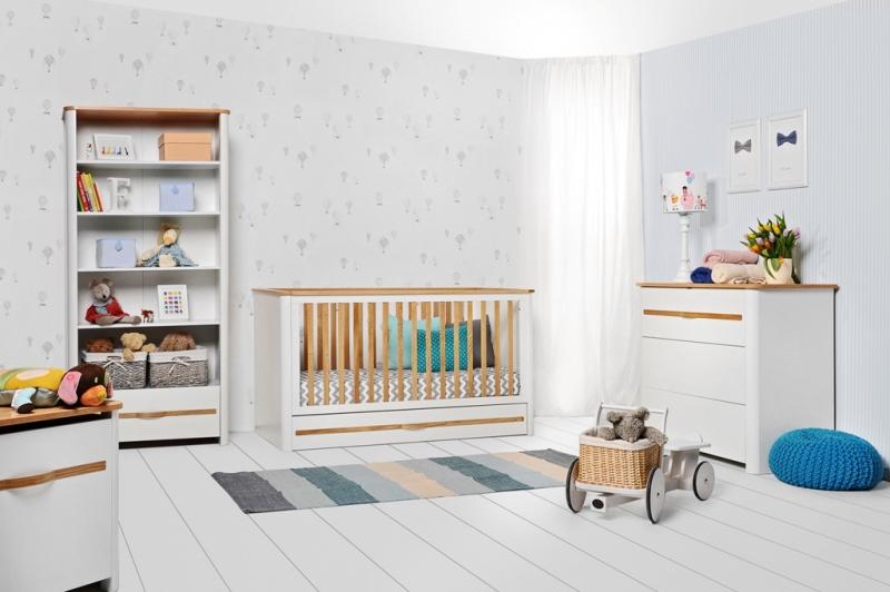 pokój dziecięcy meble dla niemowlaka