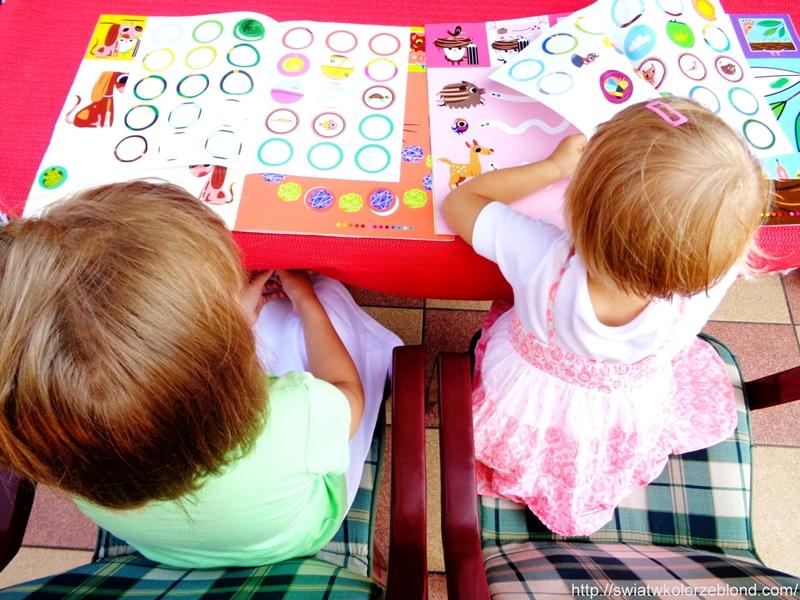 czasopisma dla dzieci cwiczenia obrazkowe