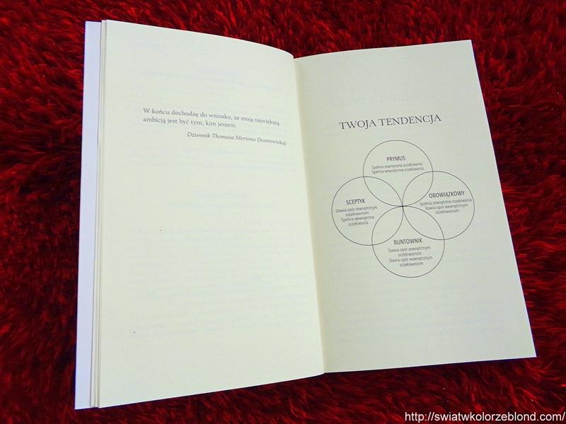 Cztery tendencje. Poznaj profile osobowości gretchen rubin opinia blog