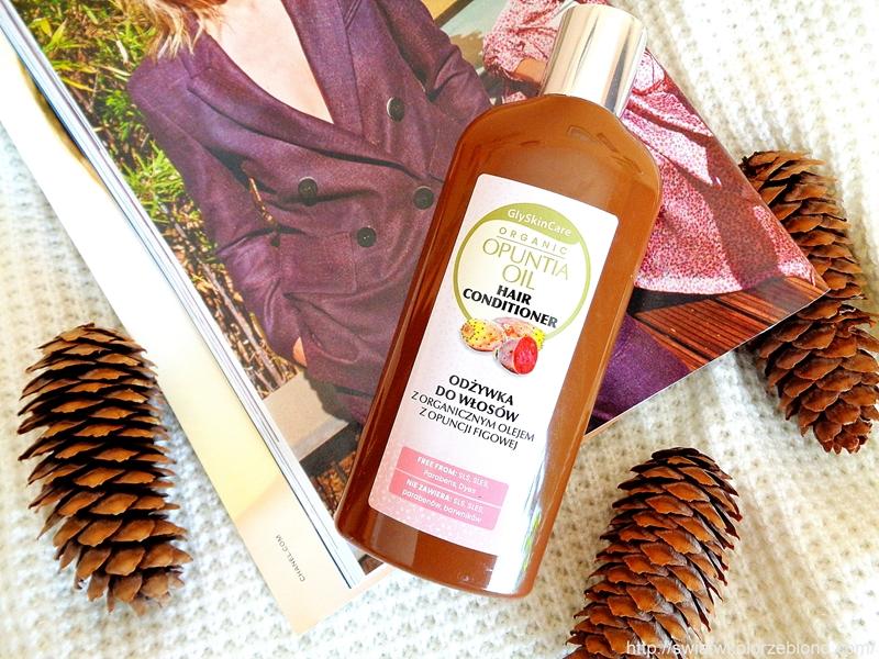 Maska i odżywka z organicznym olejem z opuncji figowej do włosów opinia