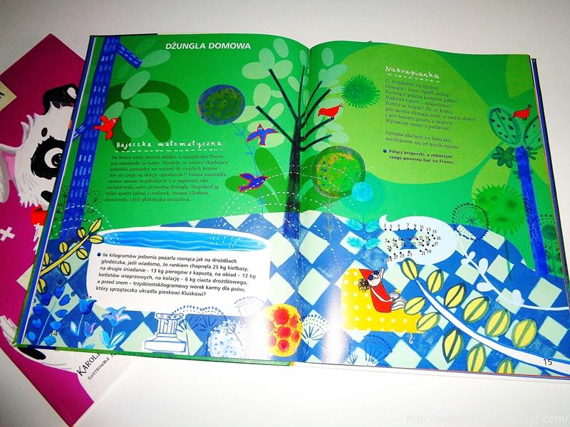 Książkogry świerszczyk dla dzieci opinia