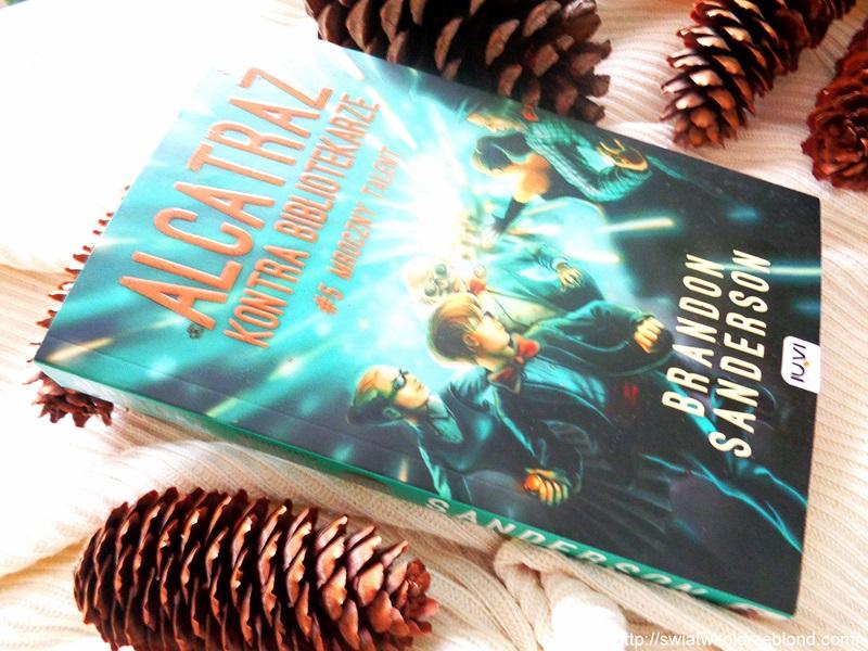 """"""" Alcatraz kontra Bibliotekarze. #5 Mroczny talent """" – recenzja"""