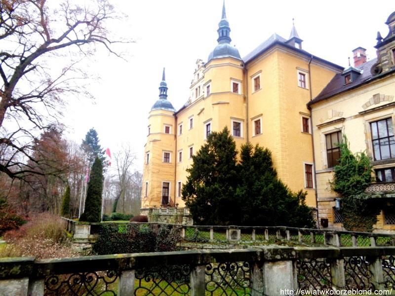 Zamek Kliczków opinia blog