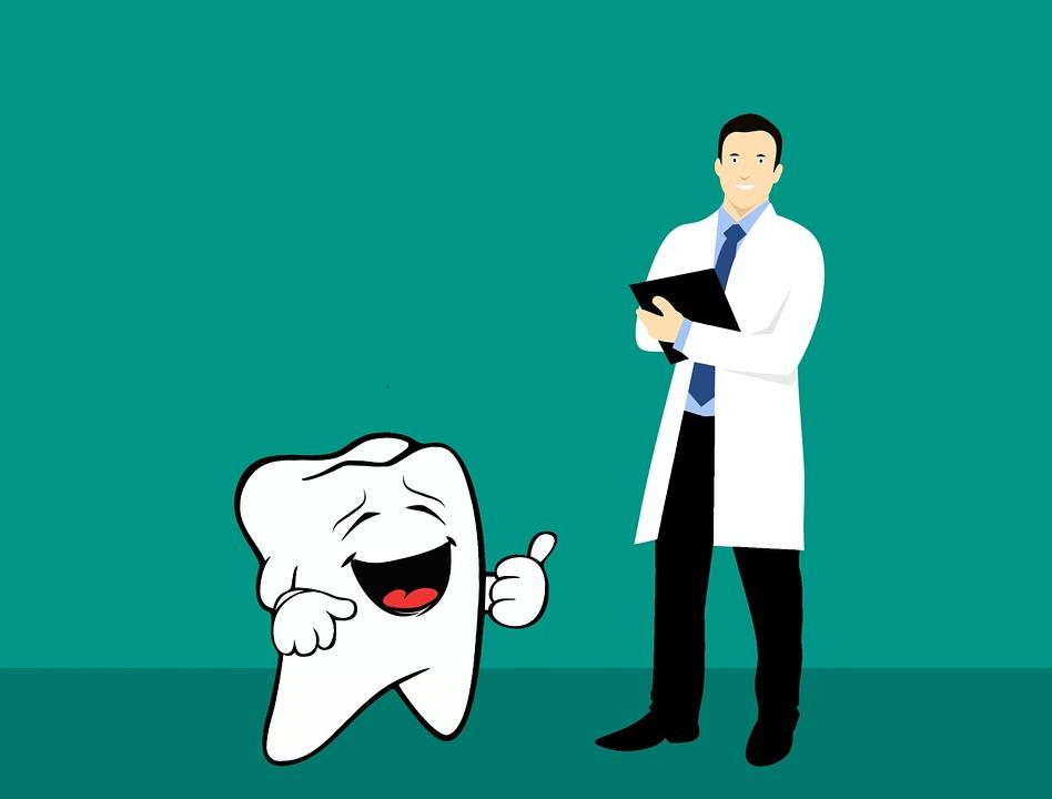 Piękne zęby ortodonta kraków