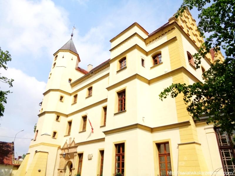 Zamek w Czernej galeria blog
