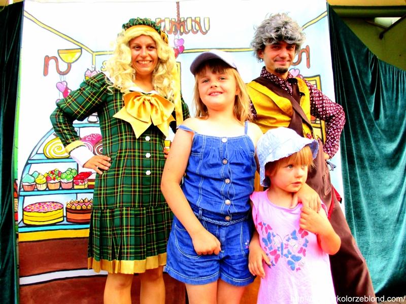 Migawki z Brennej ekipa teatrzyk dla dzieci wystepy